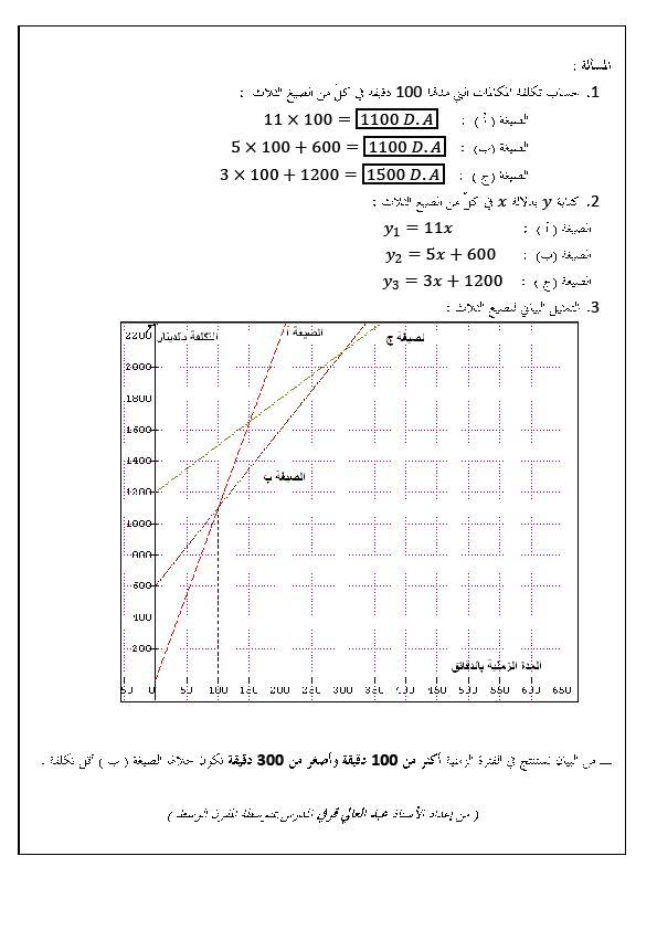 مواضيع الشهادة 2011 مقترحة للقراءة وحلولها مباشرة للقراءة و المراجعة مقتبسة من احسن المواقع هدية للطلبة من   13074824331