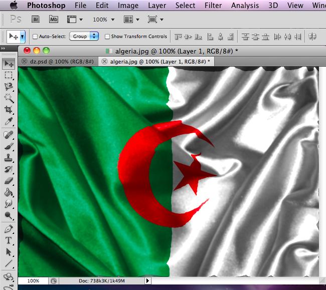 صمم علم بلدك بتأثير جميل بالفوتوشوب  13103054333