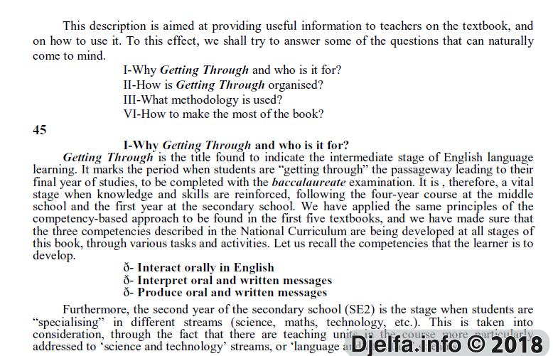 حل تمارين كتاب اللغة الانجليزية 2ثانوي علوم تجريبية 153677893548681